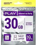 Play Internet na kartę 19PLN