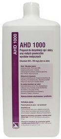 Lysoform AHD 1000 płyn do dezynfekcji przed zabiegiem 1l