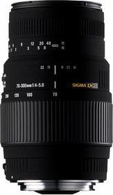 Sigma 70-300mm f/4.0-5.6 DG Macro Nikon
