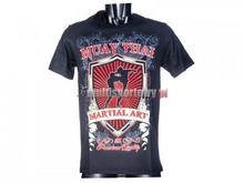 "Raibaru T-shirt ""Hight Kick"" MT-8022 Born to be Muay Thai"