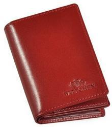 Wittchen Etui na wizytówki WITTCHEN 21 2-260 czerwone 21 2-260 3