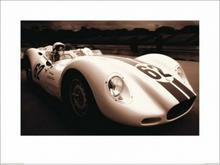 Jaguar, Sportowy Samochód - Obraz, reprodukcja