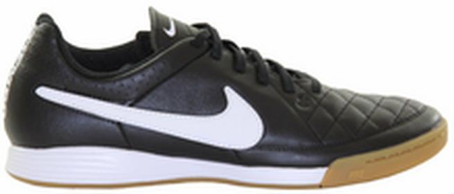 NikeTiempo Genio Leather IC 631283-010 czarny