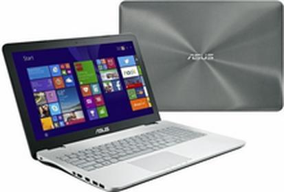 "AsusN551JX-CN328H 15,6\"", Core i5 2,8GHz, 8GB RAM, 750GB HDD (N551JX-CN328H)"
