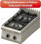 Stalgast Kuchnia nastawna gazowa 970511 2-palniki (3.5+5)