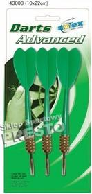 Solex rzutki rzutki do steeltip Darts Advanced 43000