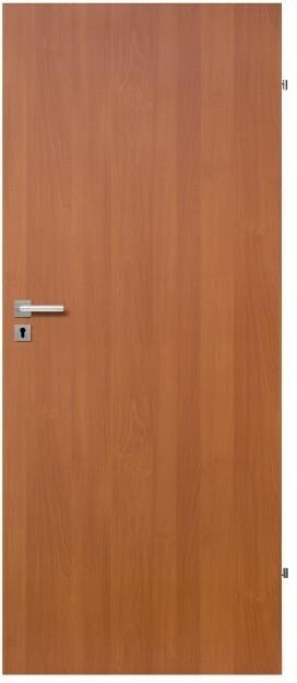 Drzwi pełne Klasyk 60 prawe olcha