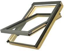 Fakro okno dachowe drewniane obrotowe FTS-V U2 z nawiewnikiem 78x160 FAOKFTSV13
