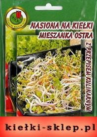 PNOS Nasiona na kiełki - MIESZANKA OSTRA