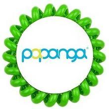 Papanga Elastyczna gumka do włosów duża) jasna zieleń