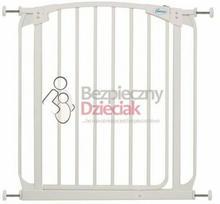Dream Baby Bramka ochronna rozporowa z samozamykaczem, F160W