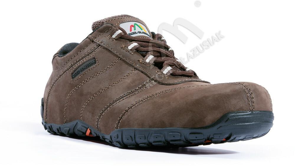 Kegel-Błażusiak obuwie Półbut roboczy bezpieczny S1 CARGO brązowy