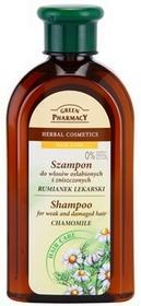 Green Pharmacy Hair Care Chamomile szampon do włosów osłabionych i zniszczonych