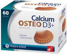 Polfa Calcium Osteo D3+ 60 szt.