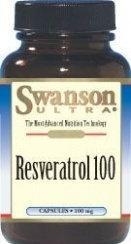 SWANSON RESWERATROL 100 30 szt.
