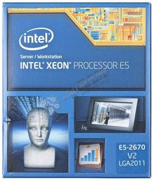 Intel PROCESOR XEON E5-2670V2 BOX