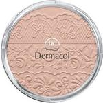Opinie o Dermacol Mineral Compact Powder 02