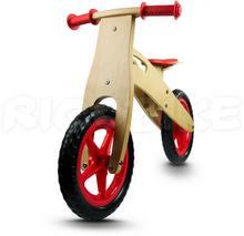 RicoBike Rowerek biegowy drewniany RC-201