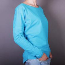 Evokaii Longsleeve KiteGirl - kolor niebieski