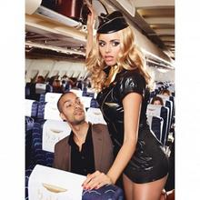 Baci Lingerie Przebranie stewardessy - Baci Sexy Stewardess M/L BC002B