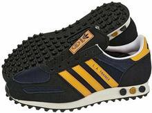 Adidas La Trainer D65668 pomarańczowo-czarny