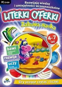 PWN Zabawa i Nauka - Literki i Cyferki