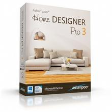 Ashampoo Home Designer Pro 3  (1 stan.) - Nowa licencja