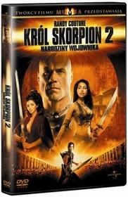 Król Skorpion 2 (The Scorpion King - Rise of a Warrior) [DVD]