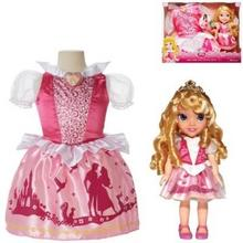 Jakks Pacific JAKKS Aurora +sukienka d la dziewczynek JUJKSK0DCD41647