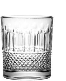 Crystal Julia Szklanki do whisky napojów 6 sztuk kryształ 2197)