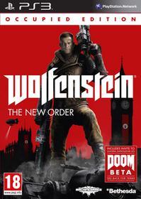Wolfenstein: The New Order - Occupied Edition PS3
