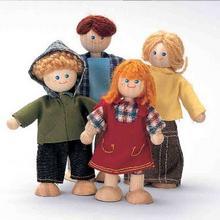 Plan Toys Rodzina lalek