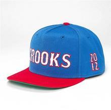Crooks & Castles Czapka - League Blue/Red (2140) rozmiar: OS