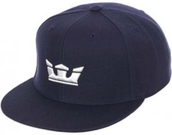Supra Czapka z daszkiem - Icon Snap Hat Navy/Grey (419) rozmiar: OS
