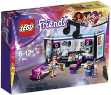 LEGO Friends - Studio Nagrań Gwiazdy Pop 41103