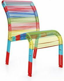 Scratch Europe Scratch Krzesło dla Dzieci Kolorowe 6182308