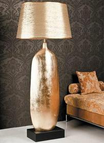 Maxlight Lampa podłogowa Class złota Srebrny 1x60W 1298