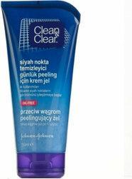 Johnson&Johnson Clean&Clear żel peelingujący przeciw wągrom 150ml