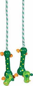 Goki Kolorowa skakanka krokodyl