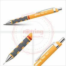 Rotring Ołówek automatyczny Tikky III 0,5 pomarańczowy korpus - S0969070