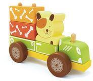 Klockowy samochód House of Toys