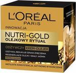 Opinie o Loreal Nutri-Gold Nutri-Gold odżywczy krem z mikro-perełkami olejku Nourishing Cream with Micro-beads of Oil 50ml