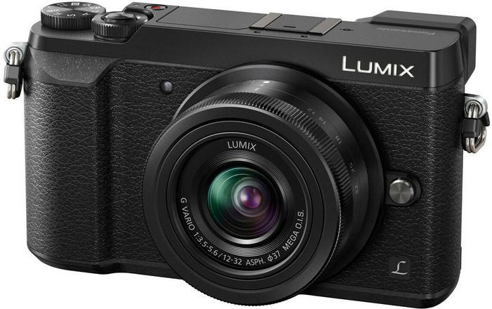 Panasonic Lumix DMC-GX80 + 12-32mm czarny