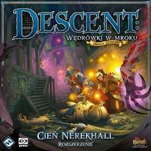 Galakta Descent: Wędrówki mroku - Cień Nerekhall (Rozszerzenie)