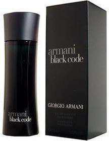 Giorgio Armani Black Code Woda toaletowa 75ml