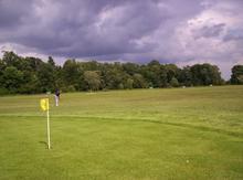 Lekcja gry w golfa - Wrocław