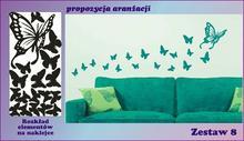 Motylki zestaw nr 8