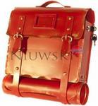 Akcesoria ogrodzeniowe Skrzynka pocztowa na listy w kształcie teczki z dwoma pas