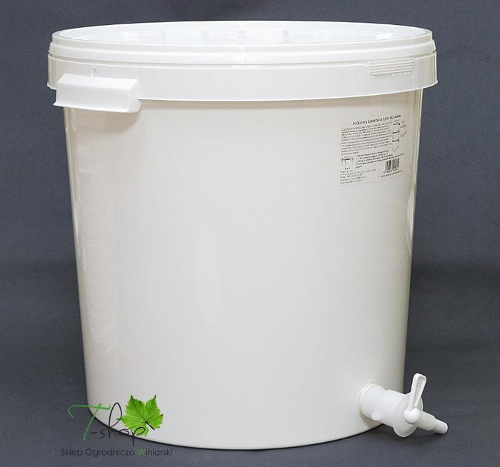 Biowin Pojemnik fermentacyjny z kranem 30l
