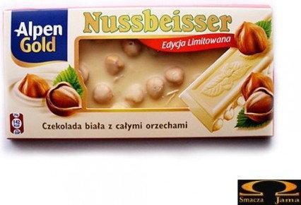 Alpen Gold czekolada biała Nussbeiser 2737_20110709152432